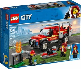 LEGO City Fire - Fire Chief Response Truck (60231)