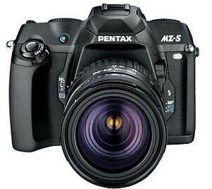 Pentax MZ-S Date (SLR) korpus