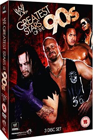 Wrestling: WWE - Greatest Stars Of The 90's (UK) -- via Amazon Partnerprogramm
