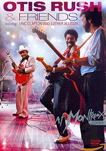 Otis Rush & Friends - Live at Montreux -- via Amazon Partnerprogramm