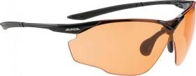 Alpina Splinter Shield VL schwarz/orange (A8478.1.31)