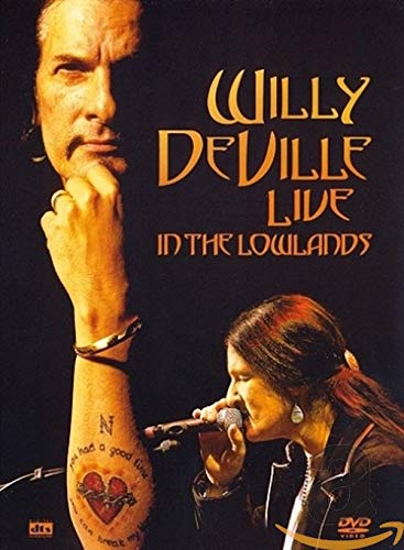 Willy Deville - Live In The Lowlands -- via Amazon Partnerprogramm