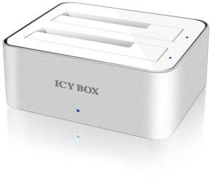 RaidSonic Icy Box IB-120StU3-Wh, USB-B 3.0 (20900)