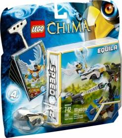 LEGO Legends of Chima Speedorz - Scheibenschießen (70101)