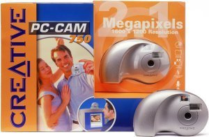 Creative wideo Blaster PC-Cam 750
