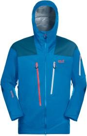 Jack Wolfskin Solitude Mountain Skijacke blue pacific (Herren) (1113361-1361)