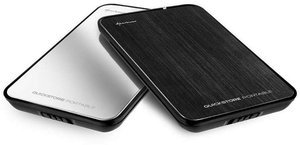 "Sharkoon Quickstore portable schwarz, 2.5"", USB 2.0 Micro-B (9220)"