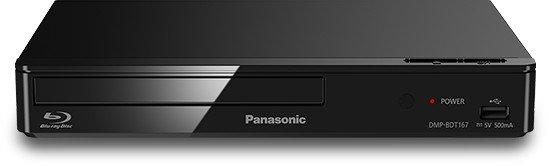 Panasonic DMP-BDT167 schwarz
