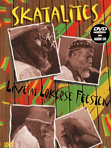Skatalites - Live At Lokerse Feesten 1997 & 2002 -- via Amazon Partnerprogramm