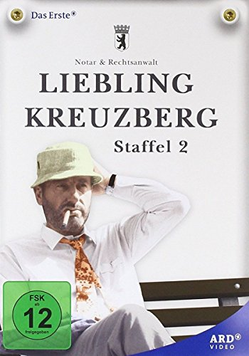Liebling Kreuzberg Staffel 2 -- via Amazon Partnerprogramm