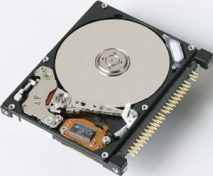 HGST Travelstar C4K40 20GB, IDE (HTC424020F7AT00)
