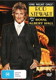 Rod Stewart - Live at Royal Albert Hall (DVD)