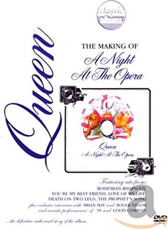 Queen - A Night at the Opera Classic Album -- via Amazon Partnerprogramm