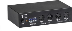 TIE MIDI Interface 4i4o