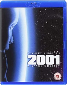2001 - A Space Odyssey (Special Editions) (Blu-ray) (UK)