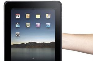 Griffin AirStrap for Apple iPad black (GB01759)
