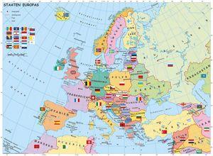 Ravensburger Puzzle Politische Europakarte Ab 999 2019