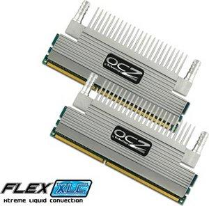 OCZ FlexXLC Edition DIMM Kit 2GB, DDR2-1150, CL5-5-5-18 (OCZ2FX11502GK)