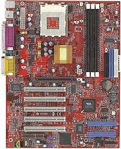 MSI MS-6380-RU V2.0, K7T266 Pro2-RU, KT266A, RAID, USB2.0 (DDR)