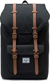 Herschel Little America black/saddle brown (10014-02462)