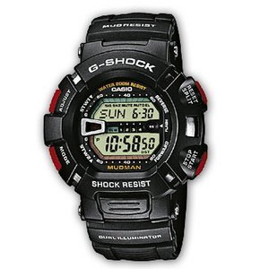 Casio G-Shock G-9000-1VER Mud Master