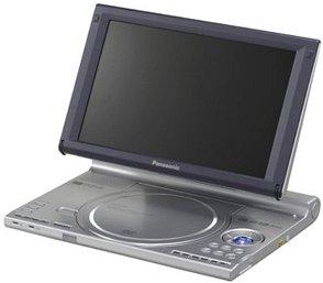 Panasonic DVD-LX8 silver