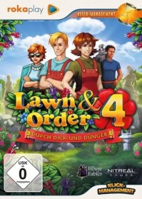 Lawn and Order 4 - Durch Dick und Dünger (Download) (PC)