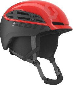 Scott Couloir Helm rouge red/iron grey (271749-4430)