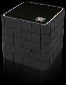 V7 Bluetooth Wireless Portable Speaker schwarz (SP5000-BT-BLK-9EC)