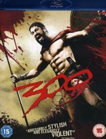 300 (Blu-ray) (UK)