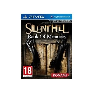 Silent Hill: Book of Memories (English) (PSVita)