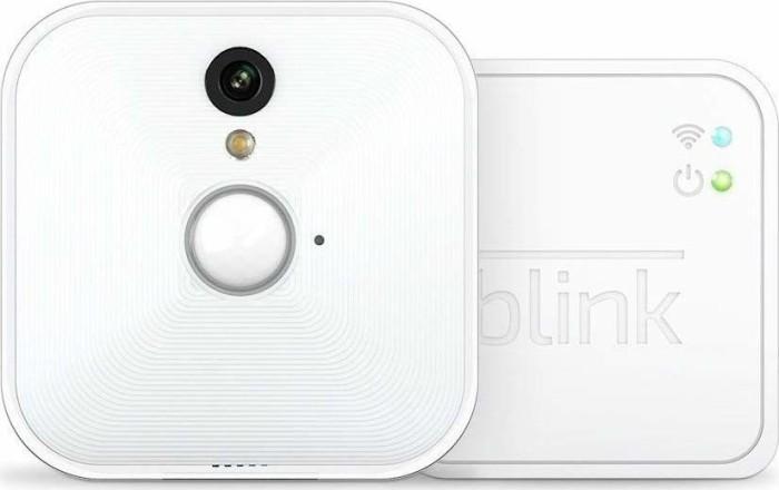 Blink Indoor Kamera weiß + Sync-Modul, Set (B1SC1M11)