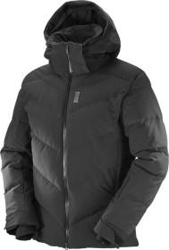 Salomon Whitebreeze Down ski jacket black (men) (397113)