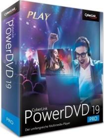 CyberLink PowerDVD 19.0 Pro (deutsch) (PC)