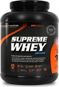 SRS Supreme Whey Kirsch/Joghurt 900g