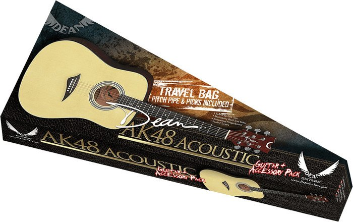 Dean Guitars Tradition AK48 pack