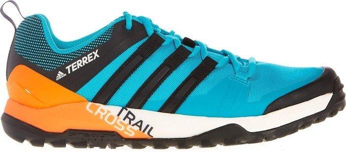 adidas Terrex Terrex adidas Trail Cross SL energy Bleu core Noir bright orange ad951c