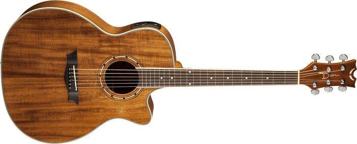 Dean Guitars Exotica KOA