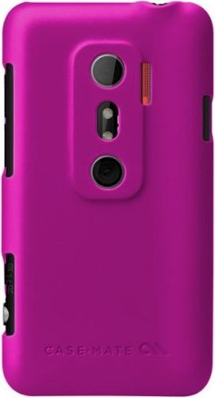 Case-Mate Barely There für HTC Evo 3D rosa -- via Amazon Partnerprogramm