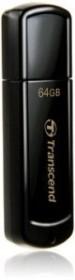 Transcend JetFlash 350 64GB, USB-A 2.0 (TS64GJF350)