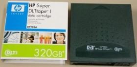 HP C7980A SDLTtape I Cartridge 220GB/320GB