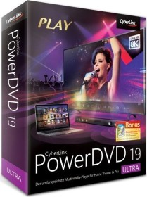 CyberLink PowerDVD 19.0 Ultra (deutsch) (PC)