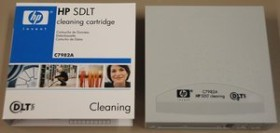 HP C7982A SDLT Cleaning Cartridge/Reinigungsband