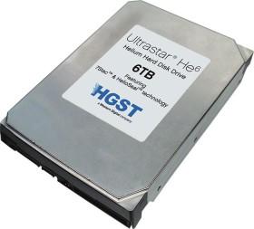 HGST Ultrastar He6 6TB, SED, SAS 6Gb/s (HUS726060ALS641/0F20577)