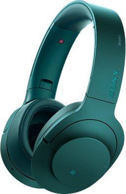 Sony h.ear on Wireless NC MDR-100ABN blau