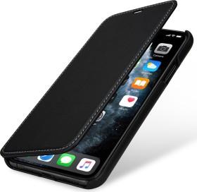 Stilgut Book Type Leather Case Nappa für Apple iPhone 11 Pro Max schwarz (B07YZG3DYL)
