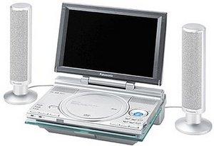 Panasonic DVD-LX9 silver