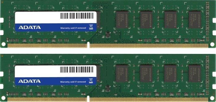 ADATA Premier DIMM Kit 8GB, DDR3-1600, CL11 (AD3U1600W4G11-2)