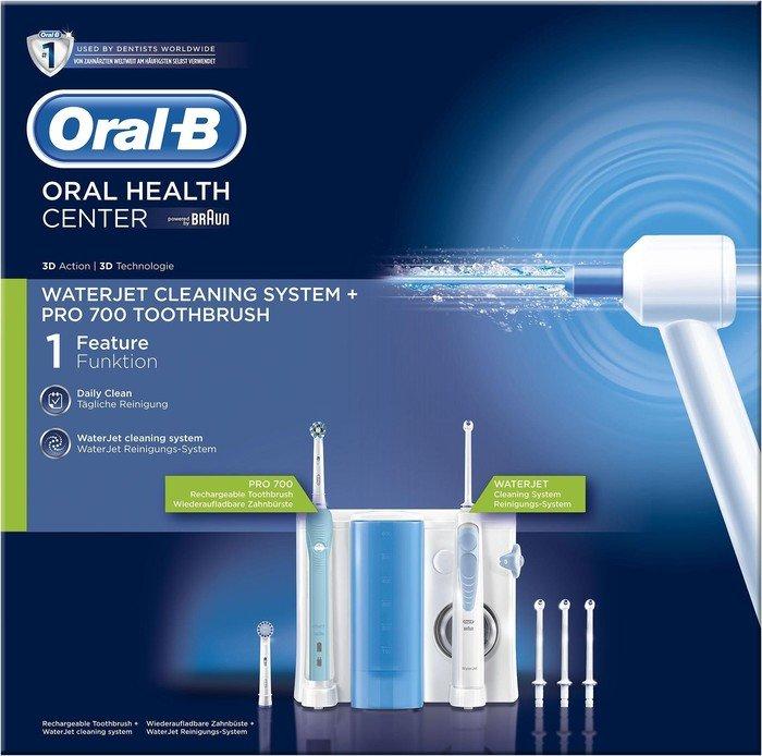 Oral-B PRO 700 WaterJet Center (139805) e8416bbef050