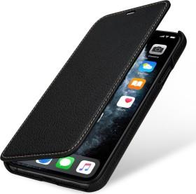 Stilgut Book Type Leather Case für Apple iPhone 11 Pro Max schwarz (B07XRMYQLH)